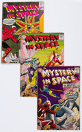 Silver Age (1956-1969):Science Fiction, Mystery in Space Group of 5 (DC, 1959-60).... (Total: 5 ComicBooks)