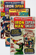 Silver Age (1956-1969):Superhero, Tales of Suspense Group of 8 (Marvel, 1965) Condition: Average VG.... (Total: 8 Comic Books)