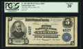 National Bank Notes:Colorado, La Junta, CO - $5 1902 Plain Back Fr. 601 The First NB Ch. # 4507....