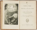Books:Literature Pre-1900, Edgar Allan Poe. The Poetical Works of Edgar AllanPoe. London: Addey and Co., 1853....