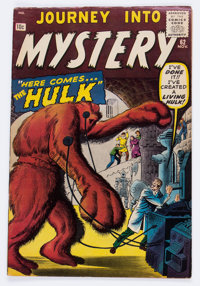 Journey Into Mystery #62 (Marvel, 1960) Condition: FN+