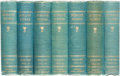 Books:Literature Pre-1900, Lord Byron. The Works of Lord Byron: Poetry. London: JohnMurray, 1903.... (Total: 7 Items)