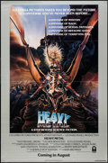 """Movie Posters:Animation, Heavy Metal (Columbia, 1981). One Sheet (27"""" X 41"""") Advance.Animation.. ..."""