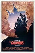 "Movie Posters:Adventure, The Goonies (Warner Brothers, 1985). One Sheet (27"" X 41"") MapStyle B. Adventure.. ..."