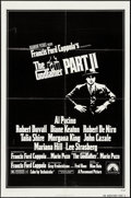 "Movie Posters:Crime, The Godfather Part II (Paramount, 1974). One Sheet (27"" X 41"")Uncut Pressbook with Ad Supplements (Multiple Pages, 12"" X 15...(Total: 2 Items)"