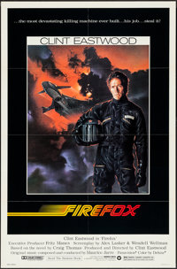 """Firefox (Warner Brothers, 1982). One Sheets (5) (27"""" X 41""""). Action. ... (Total: 5 Items)"""