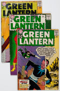 Silver Age (1956-1969):Superhero, Green Lantern Group of 18 (DC, 1962-65) Condition: Average GD/VG.... (Total: 18 Comic Books)