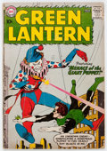 Silver Age (1956-1969):Superhero, Green Lantern #1 (DC, 1960) Condition: GD+....