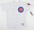 Baseball Collectibles:Uniforms, Sammy Sosa Signed Chicago Cubs Jersey....