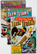 Silver Age (1956-1969):Superhero, Teen Titans Group of 16 (DC, 1966-69) Condition: Average VG.... (Total: 16 Comic Books)