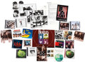 Music Memorabilia:Recordings, Beatles And Solo Compact Disc Rarities And More (1990s-2000's)....