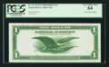 Error Notes:Large Size Errors, Fr. 714 $1 1918 Federal Reserve Bank Note PCGS Very Choice New 64.. ...
