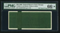Error Notes:Ink Smears, Fr. 2084-G $20 1996 Federal Reserve Note. PMG Gem Uncirculated 66EPQ ★ .. ...