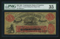 Confederate Notes:1861 Issues, XX-I/C1 $20 Female Riding Deer (FRD) Bogus Note. ...