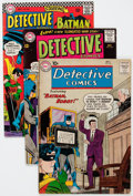Silver Age (1956-1969):Superhero, Detective Comics Group of 24 (DC, 1960-69) Condition: Average VG/FN.... (Total: 24 Comic Books)