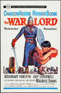 "Movie Posters:War, The War Lord (Universal, 1965). One Sheet (27"" X 41"") & LobbyCard Set of 8 (11"" X 14""). War.. ... (Total: 9 Items)"