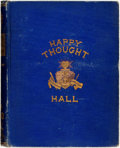 Books:Children's Books, F. C. Burnand. Happy-Thought Hall. Boston: Roberts Brothers,1872....