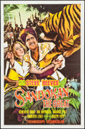 "Movie Posters:Adventure, Sandokan the Great (MGM, 1965). One Sheet (27"" X 41""). Adventure....."