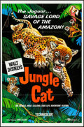 "Movie Posters:Documentary, Jungle Cat & Others Lot (Buena Vista, 1959). One Sheets (3) (27"" X 41""). Documentary.. ... (Total: 3 Items)"
