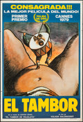 """Movie Posters:Foreign, The Tin Drum (Frank Seitz Filmproduktion, 1984). Argentinean Poster (28.5"""" X 43""""). Foreign.. ..."""