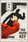 "Movie Posters:Mystery, The Third Key (Rank, 1957). One Sheet (27"" X 41""). Mystery.. ..."