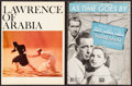 """Movie Posters:Academy Award Winners, As Time Goes By from Casablanca & Other Lot (Harms, Inc.,1942). Sheet Music (8 Pages, 9"""" X 12"""") and Program (28 Pages, 9""""X... (Total: 2 Items)"""