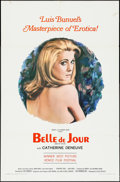 "Movie Posters:Foreign, Belle de Jour (Allied Artists, 1967). One Sheet (27"" X 41""). Foreign.. ..."