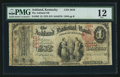 National Bank Notes:Kentucky, Ashland, KY - $1 1875 Fr. 383 The Ashland NB Ch. # 2010. ...
