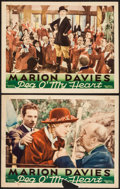 """Movie Posters:Romance, Peg o' My Heart (MGM, 1933). Lobby Cards (2) (11"""" X 14""""). Romance.. ... (Total: 2 Items)"""