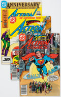 Modern Age (1980-Present):Superhero, Action Comics #484-702 Box Lot (DC, 1978-94) Condition: AverageFN.... (Total: 2 Box Lots)