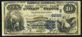 National Bank Notes:Pennsylvania, Warren, PA - $10 1882 Date Back Fr. 542 The Citizens NB Ch. #(E)2226. ...
