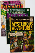 Silver Age (1956-1969):Horror, Comic Books - Assorted Golden-Modern Age Horror Comics Group of 27(Various Publishers, 1955-80).... (Total: 27 Comic Books)