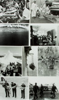 Books:Prints & Leaves, [U.S. Naval Personnel]. Archive of Approximately 139 Photographsand Images Depicting U.S. Naval Personnel. ...