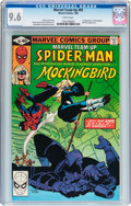 Modern Age (1980-Present):Superhero, Marvel Team-Up #95 Spider-Man and Mockingbird (Marvel, 1980) CGCNM+ 9.6 White pages....