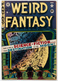 Golden Age (1938-1955):Science Fiction, Weird Fantasy #15 (#3) (EC, 1950) Condition: FN+....