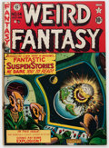 Golden Age (1938-1955):Science Fiction, Weird Fantasy #14 (#2) (EC, 1950) Condition: VG....