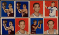 Basketball Cards:Lots, 1948 Bowman Basketball Low Number Collection (34)....