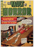 Golden Age (1938-1955):Horror, Vault of Horror #12 (EC, 1950) Condition: Apparent FN-....