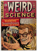 Golden Age (1938-1955):Science Fiction, Weird Science #12 (#1) (EC, 1950) Condition: VG....