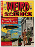 Golden Age (1938-1955):Science Fiction, Weird Science #13 (#2) (EC, 1950) Condition: FN-....