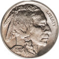 Buffalo Nickels: , 1918 5C MS66 PCGS. Despite a mintage exceeding 32 million coins,few have been certified in the top grades, as indicated by...