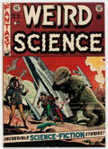Golden Age (1938-1955):Science Fiction, Weird Science #15 (EC, 1952) Condition: FN-....