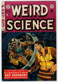 Golden Age (1938-1955):Science Fiction, Weird Science #19 (EC, 1953) Condition: FN-....
