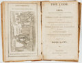 Books:Americana & American History, [American History]. The Code of 1650, Being a Compilation of theEarliest Laws and Orders of the General Court of Connec...