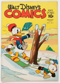 Golden Age (1938-1955):Cartoon Character, Walt Disney's Comics and Stories #29 (Dell, 1943) Condition:FN-....