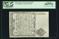 Colonial Notes:New Hampshire, New Hampshire April 1, 1737 5s Cohen Reprint PCGS Gem New 66PPQ.....