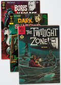 Silver Age (1956-1969):Horror, Dell/Gold Key Silver Age Horror Comics Group of 49 (Dell/Gold Key,1960s) Condition: Average GD/VG.... (Total: 49 Comic Books)