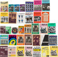 Music Memorabilia:Sheet Music, A Large International Collection of 30+ Beatles Songbooks (1960s)....