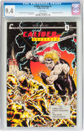 Modern Age (1980-Present):Superhero, Caliber Presents #1 (Caliber Press, 1989) CGC NM 9.4 Whitepages....