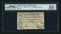 Colonial Notes:South Carolina, South Carolina April 10, 1778 3s 9d PMG About Uncirculated 55 Net.....